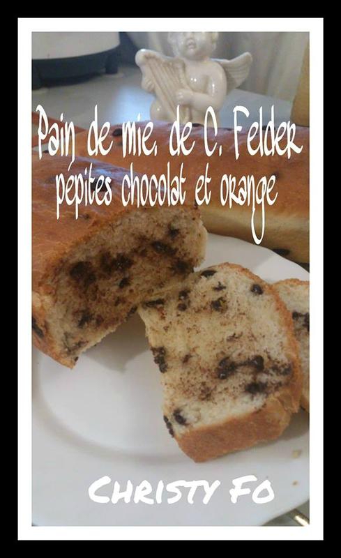 pain de mie CF