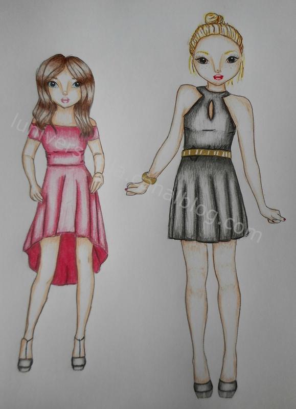 robes de soirée #1
