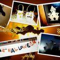 Décorations et sacs d'Halloween
