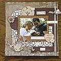 Album famille..... Mélanie et Dany