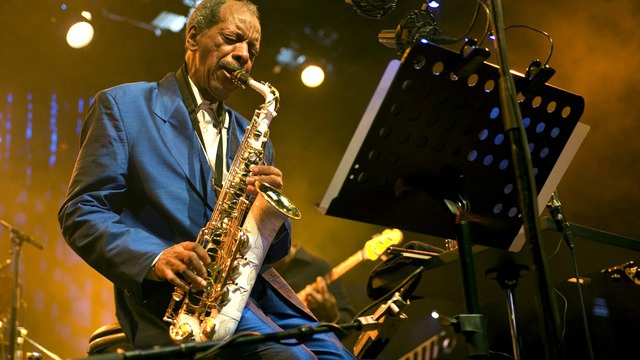 Ornette Coleman Getty Images