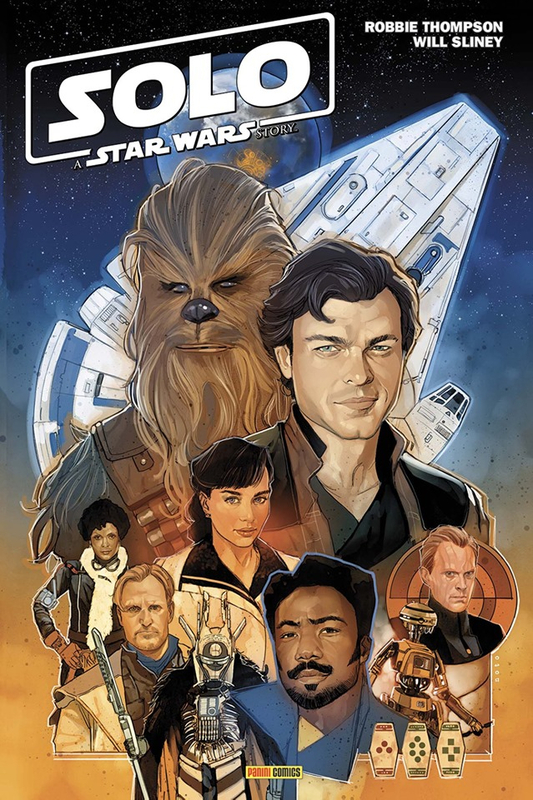 panini star wars solo a star wars story
