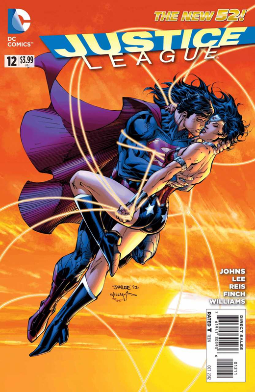 new 52 justice league 12