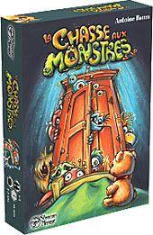 Boutique jeux de société - Pontivy - morbihan - ludis factory - chasse aux monstres