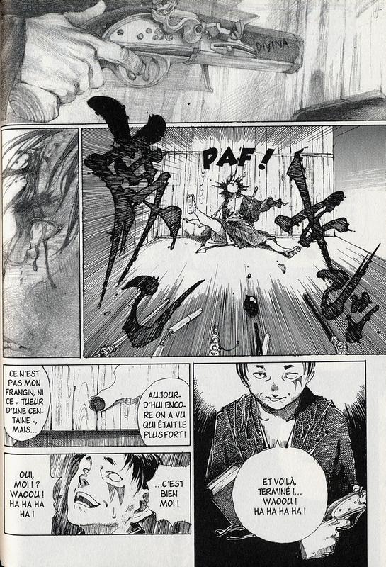 Canalblog Manga Habitant Infini 03 Edition VF New