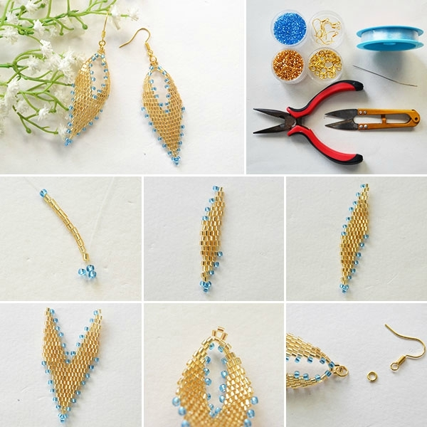 600-How-to-Make-Golden-Beading-Leaf-Earrings-with-Seed-Beads