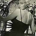 1954, new york - marilyn par jean howard