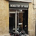 Ministry of hair montpellier hérault coiffeur