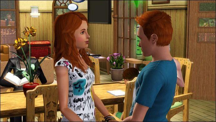 rencontres paparazzi Sims 3 datation de vitesse pour les aînés
