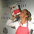 Prix collet du livre de chef 2014 - episode #8 : amandine chaignot