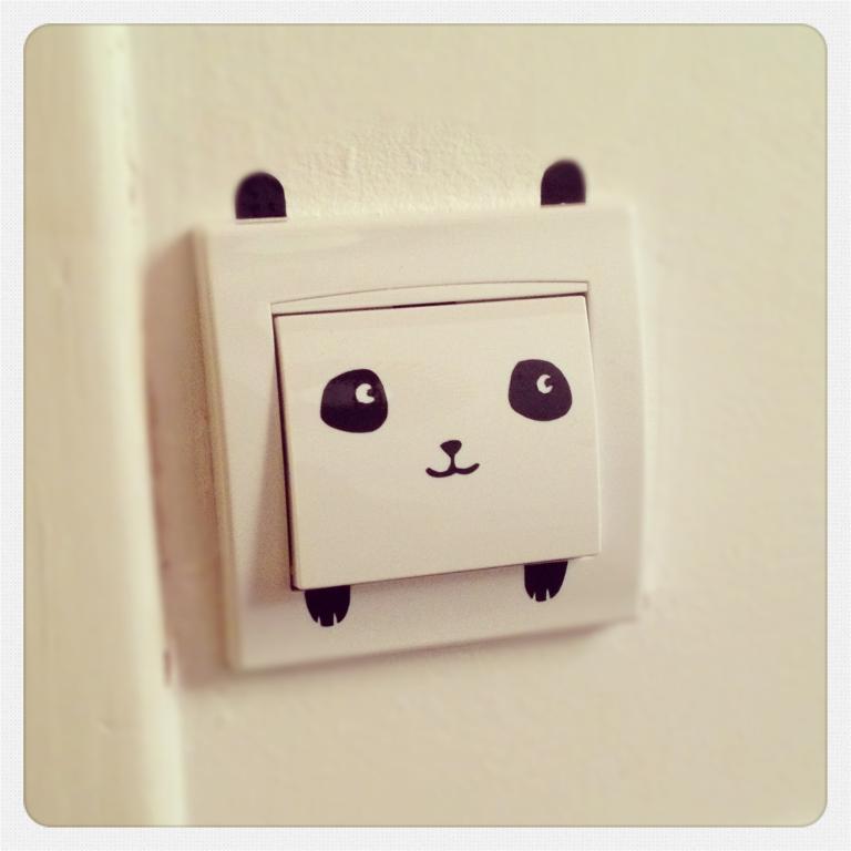 DIY-custom-interrupteur-kid-panda-Kawai