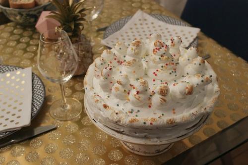 Le gâteau fou fou fou!