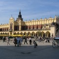 Cracovie : hall aux draps
