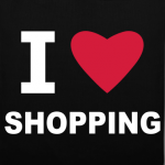 black-i-love-shopping-bags_design