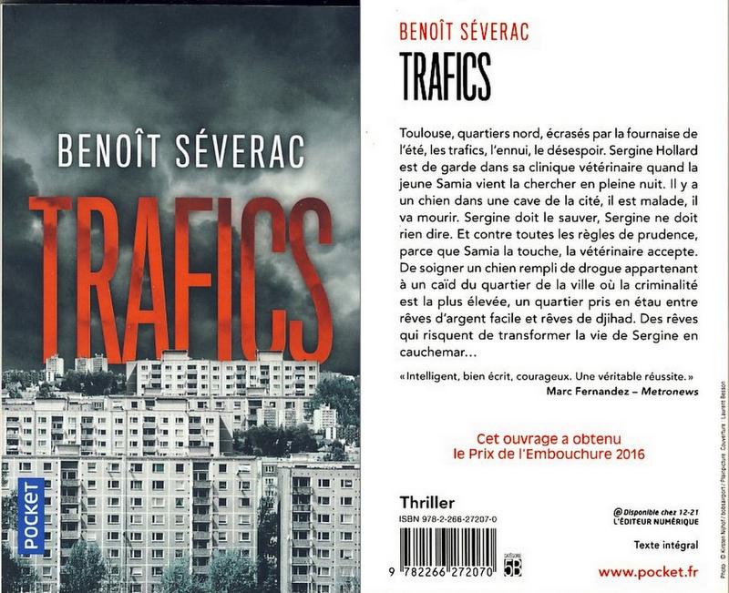 4 - Trafics - Benoit Séverac