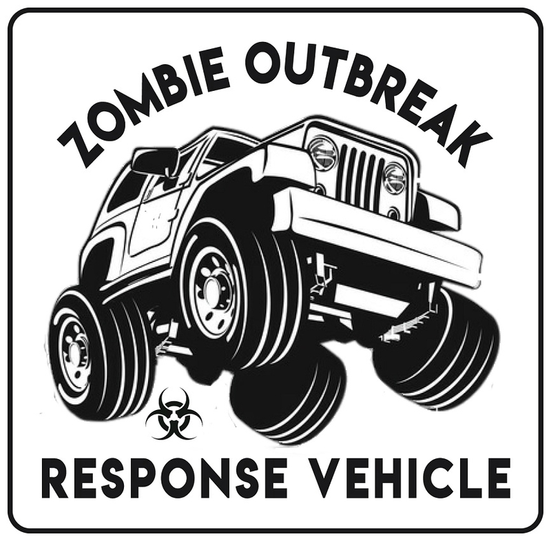 zombie outbreak respnse vehicle