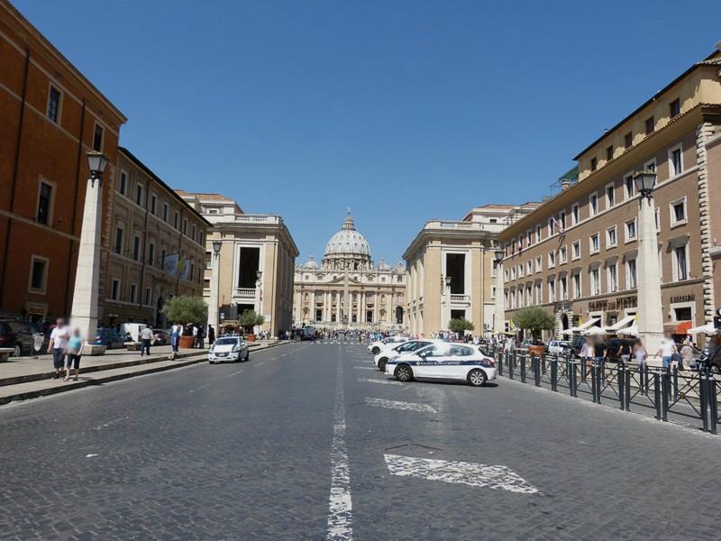 Rome via DC4