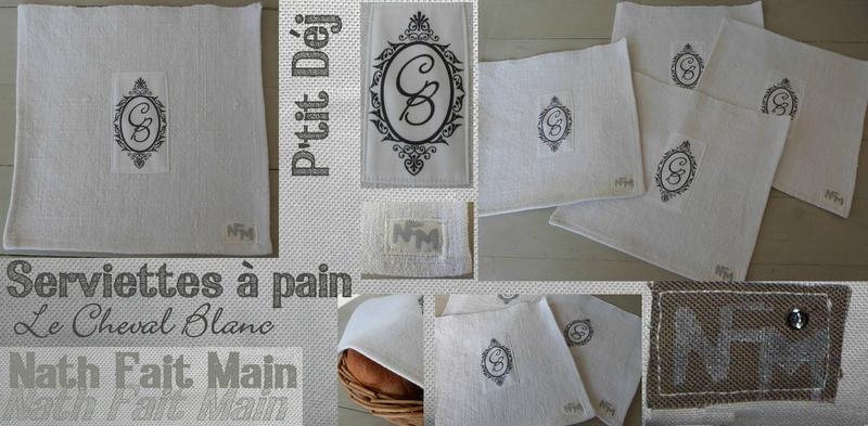 Serviettes Pain Pt Déj (0)