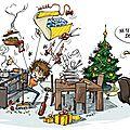 Noël ... une période stressante pour 1/3 des français !