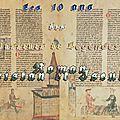 Preface du roman tristan et iseult, (10 ans des passeurs de légendes)