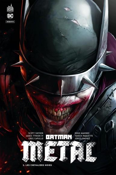 batman metal 02 les chevaliers noirs