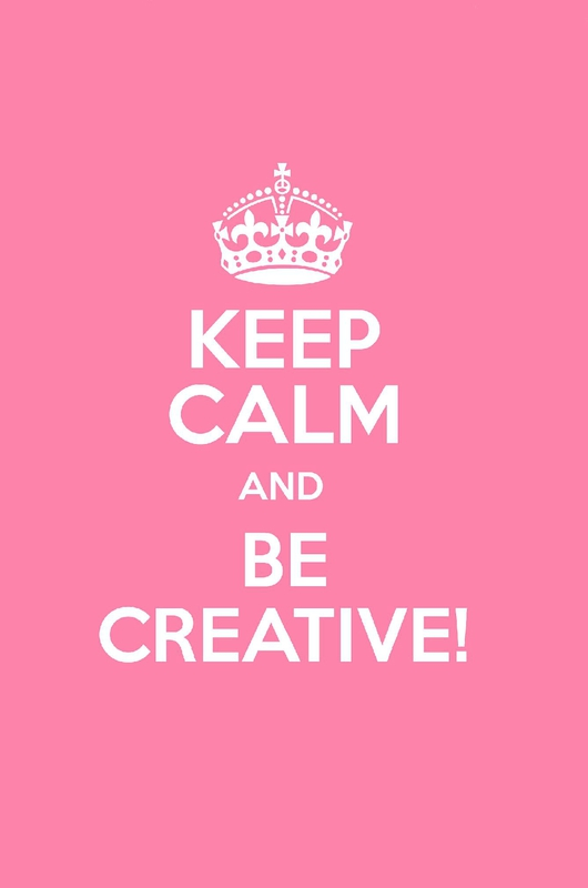 keep calm and get creative 6