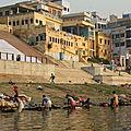 Varanasi, lessive