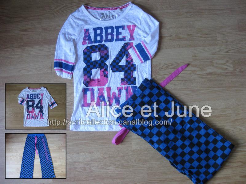 Abbey Dawn 84 Pajama