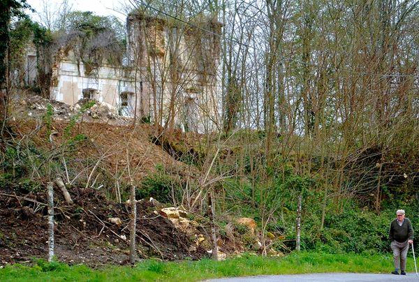 Grassac Chateau d'horte avril 08 (8)