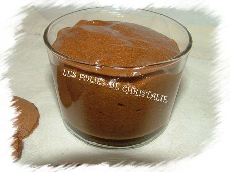 Mousse au chocolat 9