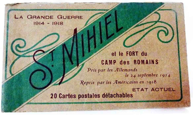 St-Mihiel carte24 sept 14