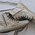 Chaussures à glissières