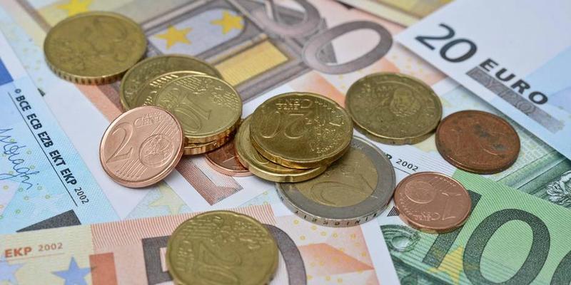 Euros billets et pièces