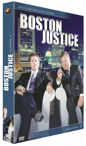 Boston Justice - Saison 2 [2009]