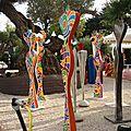 Sculptures LES AVATARS de Jean Pierre DUPIN