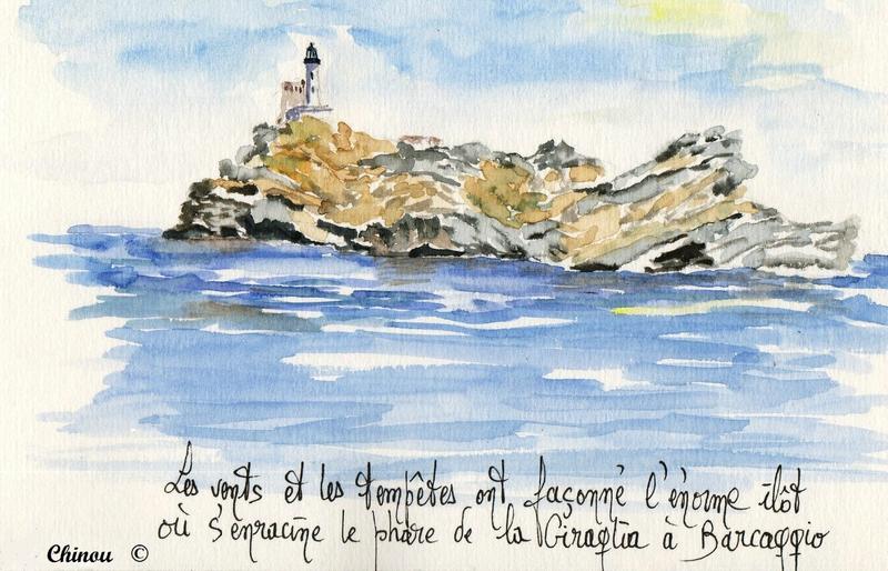 Phare Barcaggio
