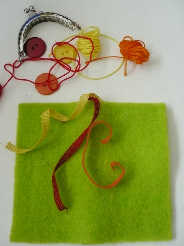 Kit laine feutrée 2