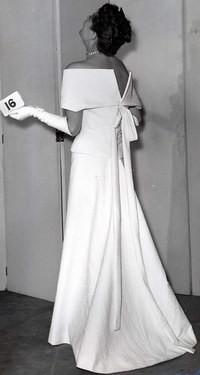 Balenciaga Archives Paris, 1954
