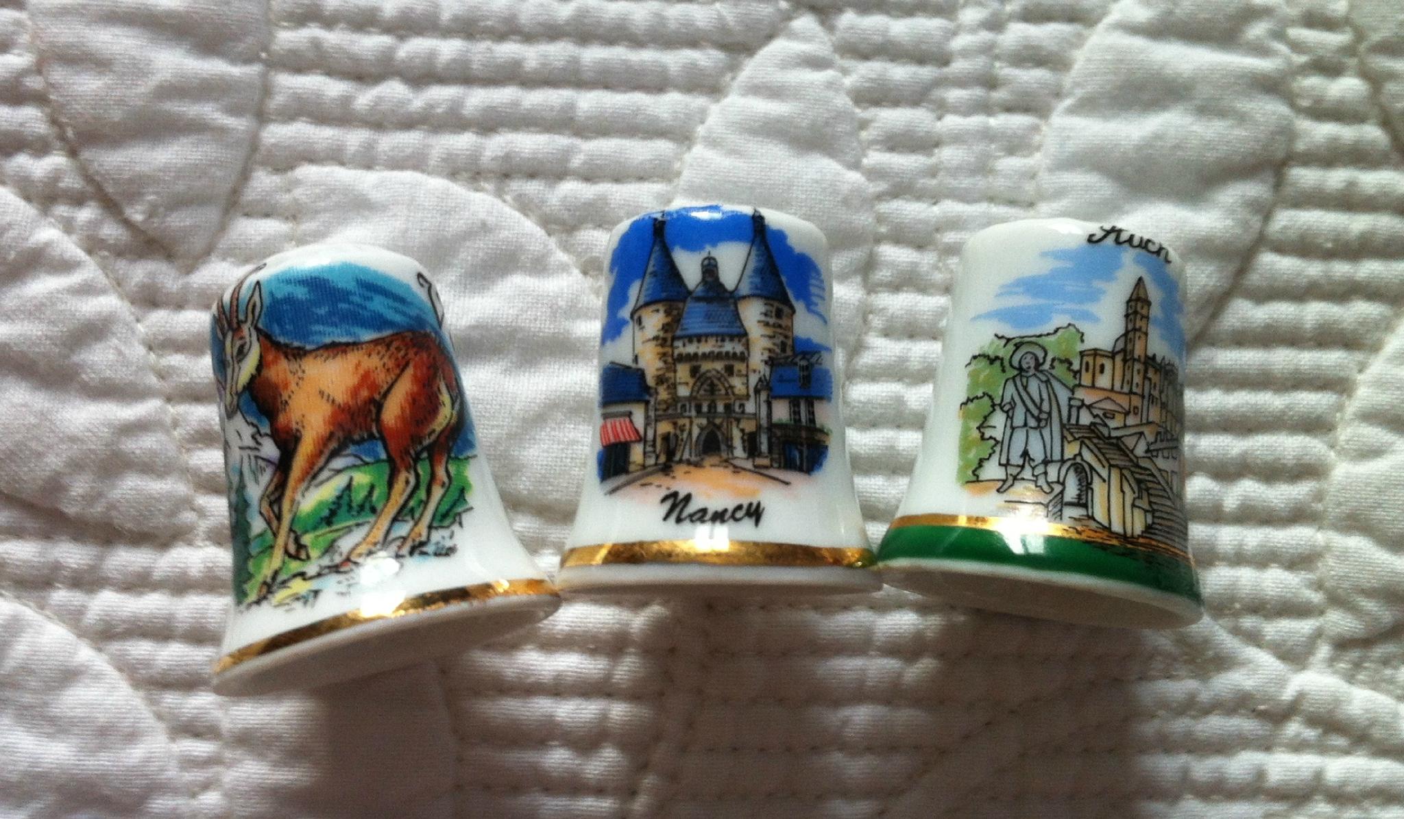 Villard de Lans, Nancy et Auch