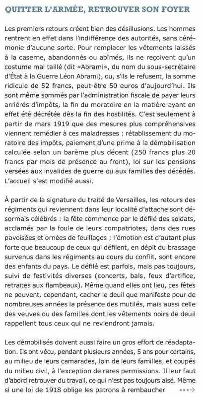 Chemins de mémoire 1919-4