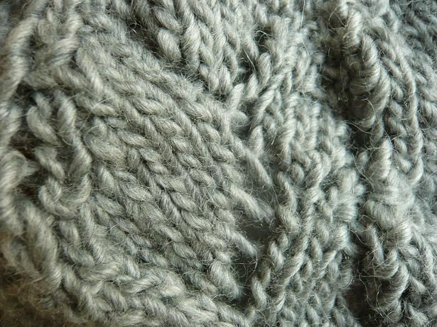 Kim Hargreaves/écharpe tricot