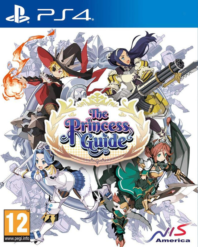 princess guide ps4