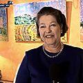 La princesse chantal de france: « un monarque se situe dans le fil de l'histoire nationale, il relie le peuple à son origine »