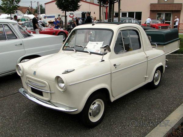 vespa 400 1960 a