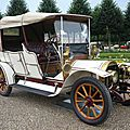 Opel 10-18ps double phaéton 1918