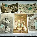 Cartes postales anciennes collection !