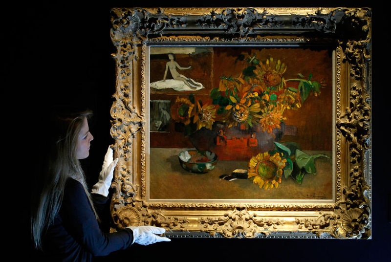 e0a32213683 Christie s auctions of Impressionist and Modern Art and Art of The Surreal  realise £84.9 million  136.3 million €99.9 millions
