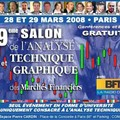 Salon de l'analyse technique 2008