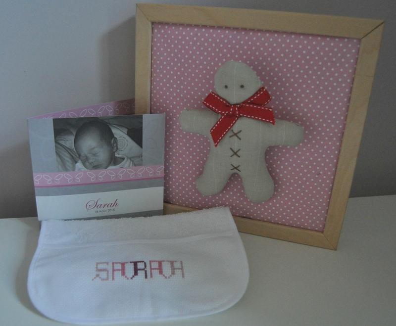 cadeau pour Sarah