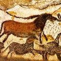 Peintures pariétales,grottes de lascaux 2
